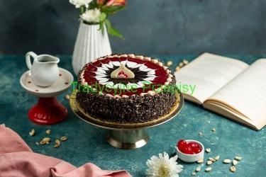 tort czekoladowy, tort