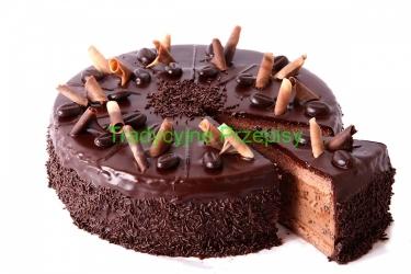 tort czekoladowy, tort,