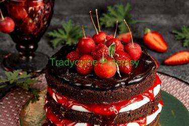 tort owocowy, tort,