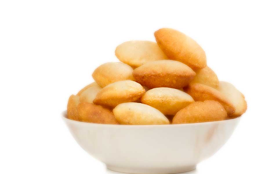 Ziemniaki drążone